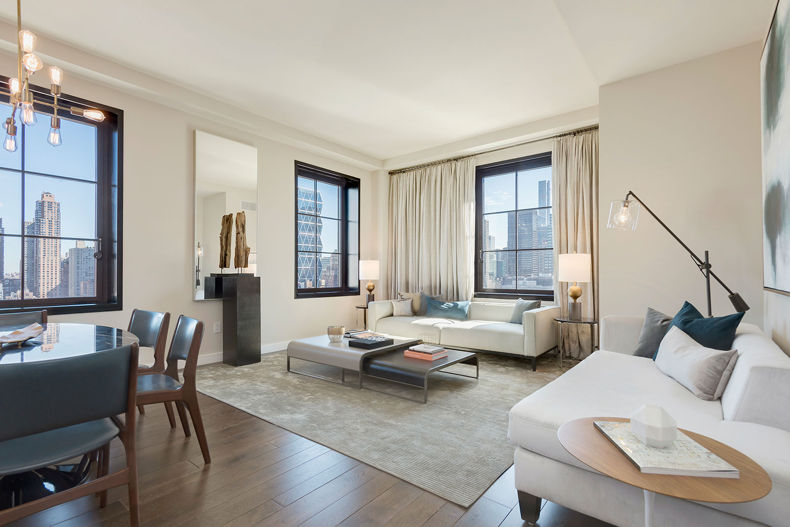 Hell s kitchen luxury penthouses in nyc stella tower for Hell s kitchen luxury apartments